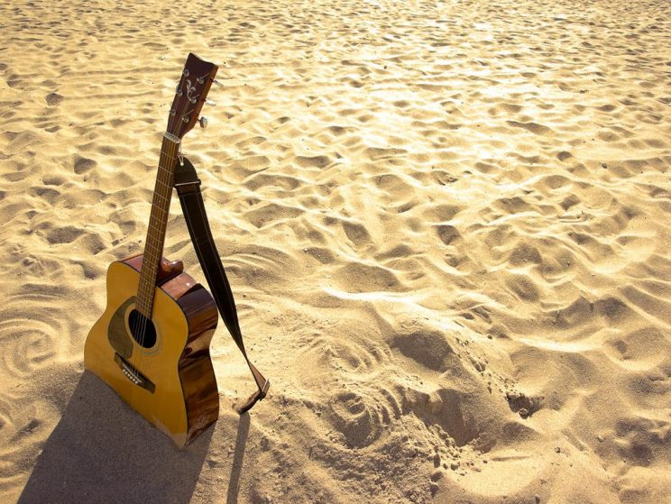 canto con chitarra