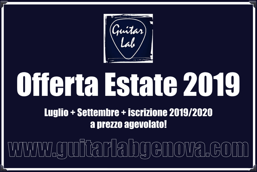 offerta estate 2019
