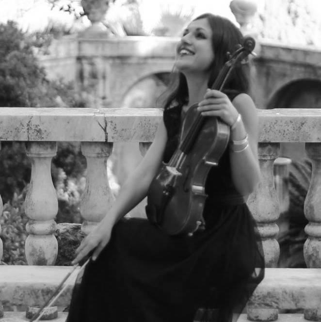 Lezioni di violino giulia