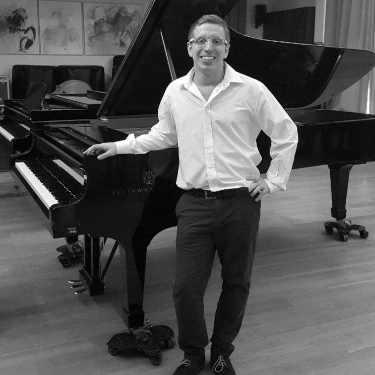 lezioni di pianoforte samuele