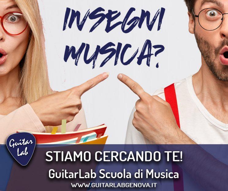 insegnanti di musica guitarlabgenova.com