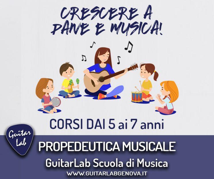 Laboratorio musicale guitarlab